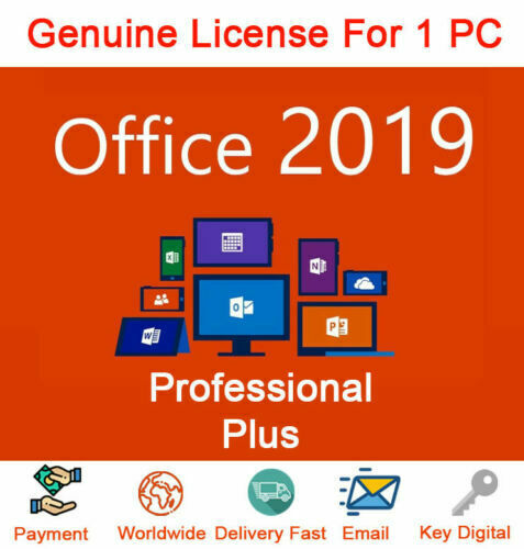 Buy Office 2019 Pro Plus Product key